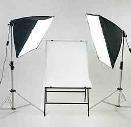 Комплект для предметной съёмки SLH2-5080 - 300W