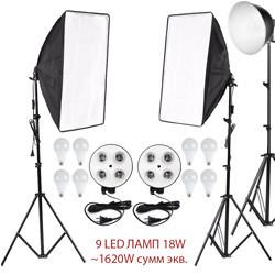 . Комплект 1620 W LED постоянного светодиодного света Holder 4L2-5070-PLL
