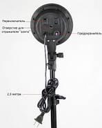 . Комплект 1620 W LED постоянного светодиодного света Holder 4L2-5070-PLL, фото 5