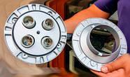 150/1500Вт Godox TL4-266 LED полупрофессиональный комплект постоянного светодиодного света*, фото 3