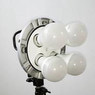 Комплект 720Вт постоянного света - прибор Godox TL-4K SB6060, фото 2
