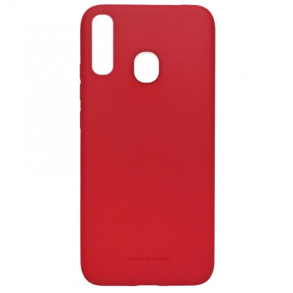 Чехол - силикон MOLAN CANO Jelly Case для Samsung A20 (A205F)/A30 (A305F) red