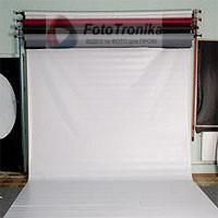 Система крепления Prolighting 3BG + 3 бумажных фона Panorama на стену / потолок (держатель для фотостудии)