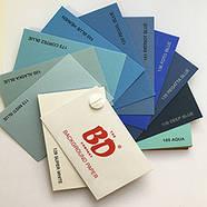 1,35х11м Фоны BD студийные бумажные в рулоне ЦВЕТ НА ВЫБОР: белый, черный, серый, красный и др., фото 3