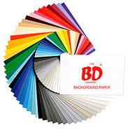 1,35х11м Фоны BD студийные бумажные в рулоне ЦВЕТ НА ВЫБОР: белый, черный, серый, красный и др., фото 7
