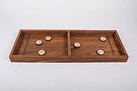 Настольная деревянная игра Passe-Trappe  WoodenDelightStudio