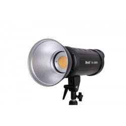 Светодиодный LED прожектор моноблок Menik SN-2000A Bi-Color источник постоянного дневного света, Bowens