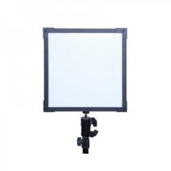 """Постійний світлодіодний світло """"Menik SH-42WA Bicolor"""" - LED панель 3200-5600K 210LEDs 29x29x1,9см, диммер"""
