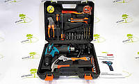 Шуруповерт Makita DF330 + набор инструментов 28 единиц
