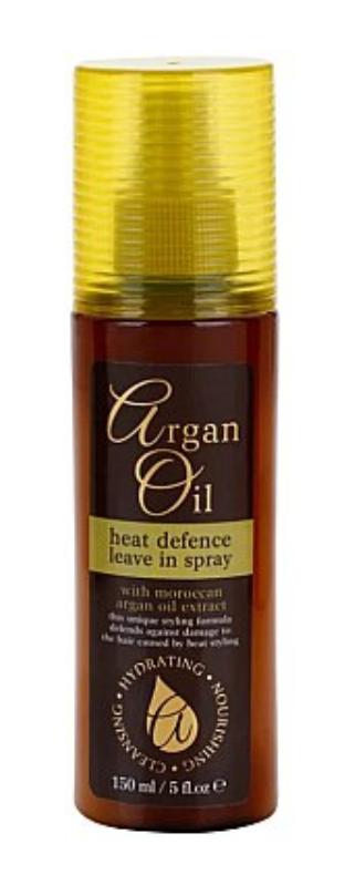 Термозащитный спрей для волос с аргановым маслом Xpel Marketing 150мл