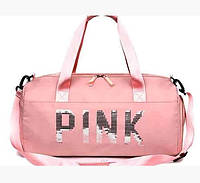 Сумка женская PINK Розовая