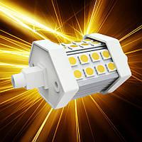 Светодиодная лампа ELECTRUM 5W R7s 4000 AL LL-24 проз. A