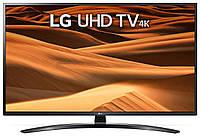 Ultra HD телевизор LG с технологией 4K активный HDR 50 дюймов 50UM7450 + пульт MAGIC (телевізор), фото 1