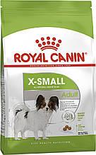 Сухий корм для собак маленьких порід Royal Canin X-Small Adult 500 г