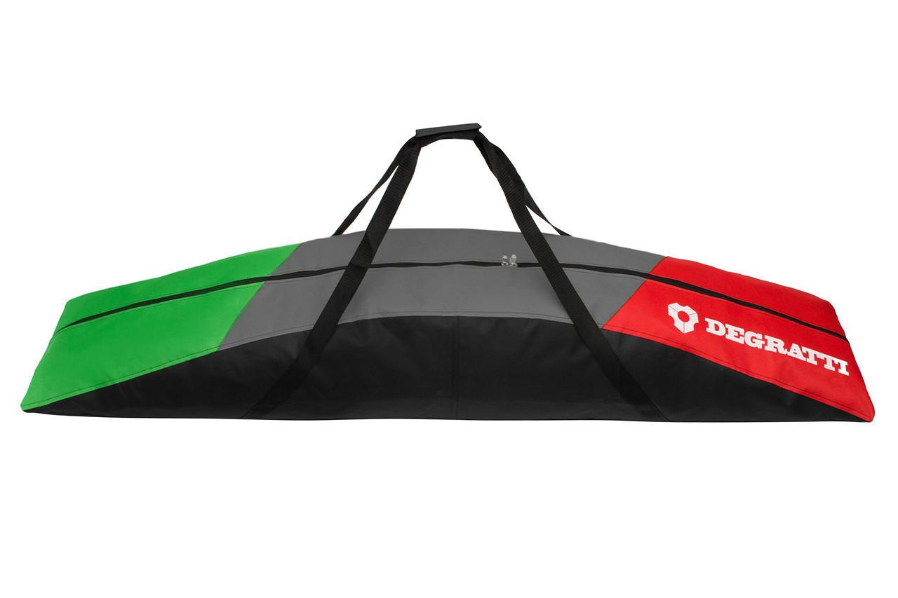 Чохол для сноуборда Degratti Board 160 Green Grey-Red (Board_160_Grn-Gry-Red)