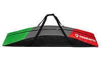 Чохол для сноуборда Degratti Board 160 Green Grey-Red (Board_160_Grn-Gry-Red), фото 1