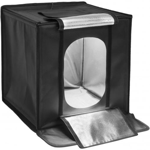 Photobox (Лайтбокс, лайткуб, фотокуб) з LED підсвічуванням Mircopro 550 (50x50x50 см)