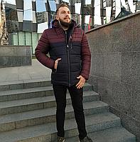 Стильная качественная мужская зимняя куртка