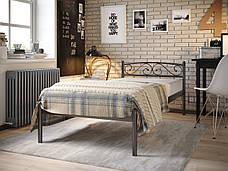 Металлическая кровать Верона-1 (VERONA) ТМ МЕТАКАМ, фото 3