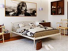 Металлическая кровать Верона-1 (VERONA) ТМ МЕТАКАМ, фото 2