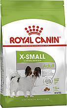 Сухий корм для собак маленьких порід Royal Canin X-Small Adult 3 кг