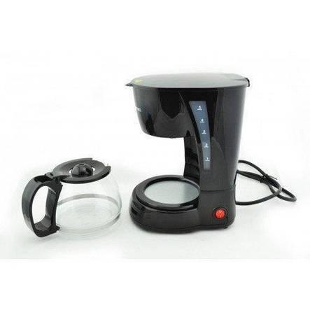 Кофеварка капельная 650W DOMOTEC MS0707, фото 2