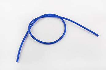 Бронепровод 5000мм (синий, силикон) DM