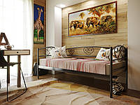 Кровать металлическая DARINA LUX (Дарина люкс), кровать-диван