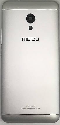 Задняя крышка для Meizu M5S Silver, фото 2