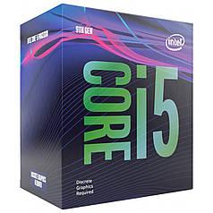 ❂Процессор Intel Core i5 8400 2.8GHz (8MB, Coffee Lake, 65W, S1151) Box (BX80684I58400) для ПК