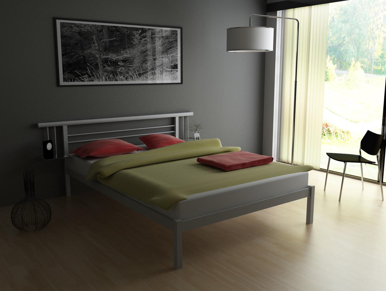 Кровать металлическая ASTRA (Астра)
