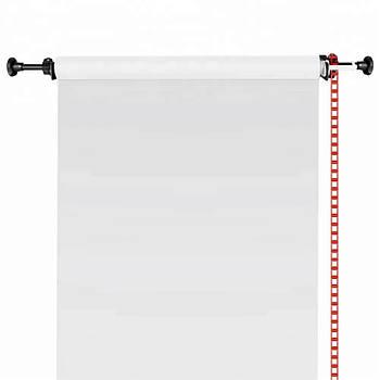 Система крепления 1-го бумажного фона Visico B100 на стену / потолок (держатель для фотостудии)