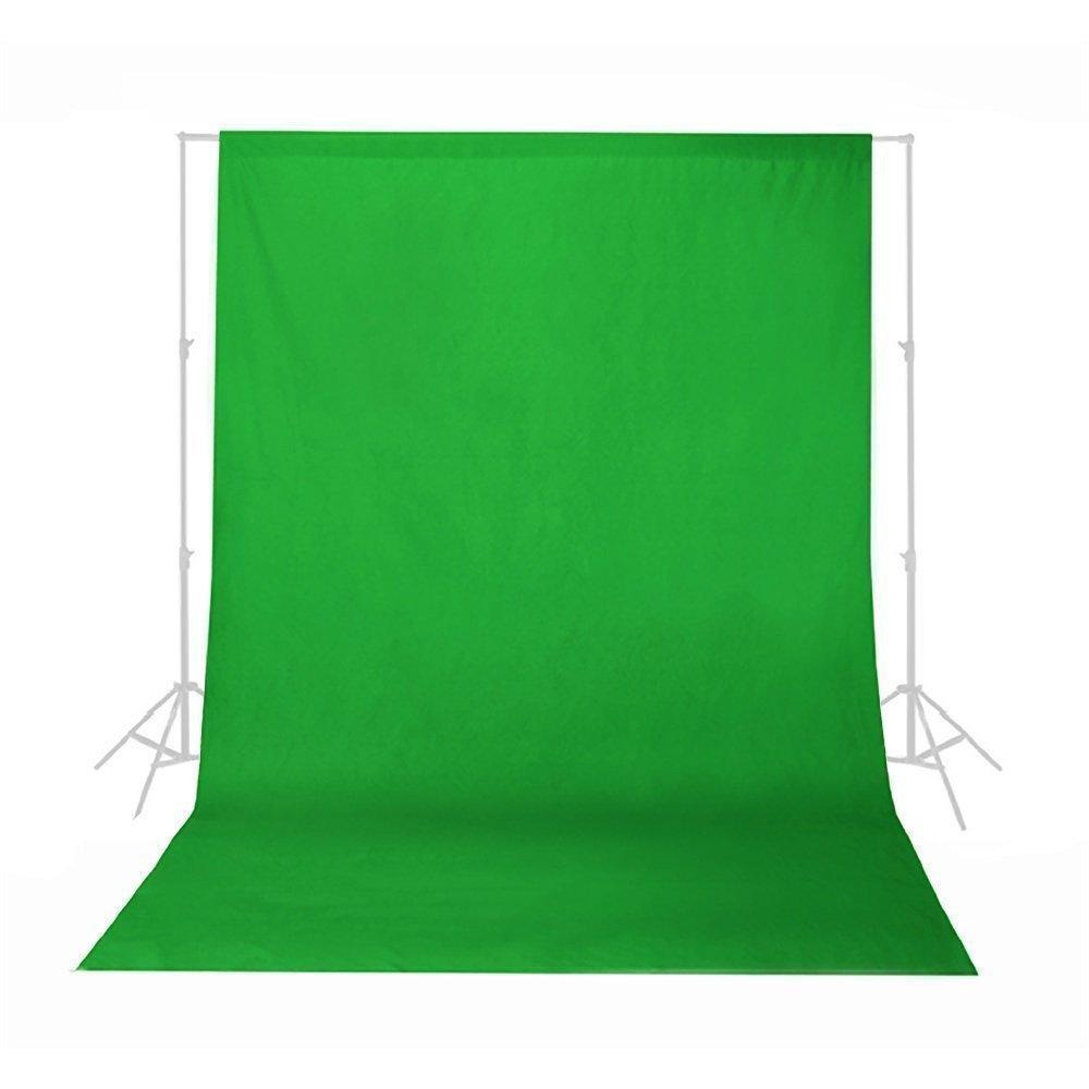 1,8х2,7м Фон хромакей тканевый ЗЕЛЕНЫЙ PBM-1827 green Chroma Key