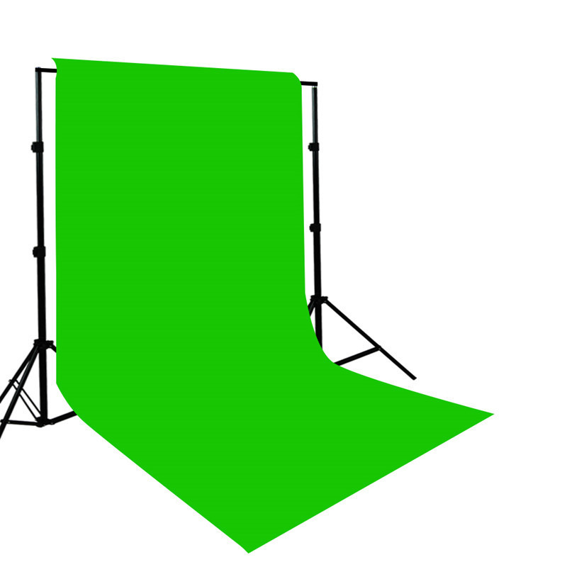 3х3м Фон хромакей тканевый ЗЕЛЕНЫЙ PBM-3030 green Chroma Key