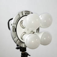 720Вт Комплект постійного світла - прилад Godox TL-4K SB5070, фото 2
