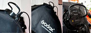 720Вт Комплект постійного світла - прилад Godox TL-4K SB5070, фото 4