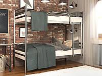 Двухъярусная металлическая кровать Флай Дуо (FLY DUO)