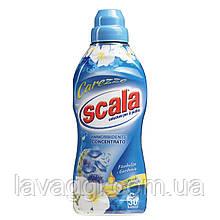 Концентрований кондиціонер-ополіскувач Scala Ammorbidente concentreato Fiordalisio $ Gardenia 750 ml
