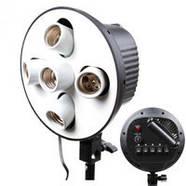 3240 W Комплект LED света XL-Holder-SB5769-background для видео, соцсетей, блога Youtube, фото 3