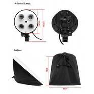 3240 W Комплект LED света XL-Holder-SB5769-background для видео, соцсетей, блога Youtube, фото 5