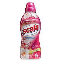 Концентрированный кондиционер-ополаскиватель Scala Ammorbidente concentreato Magnolia $ Frutti Rossi  750 ml