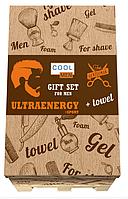 Подарочный набор «FOR GENTLEMAN» серии Cool Men Ultraenergy+Sport