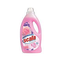 Кондиционер-ополаскиватель для стирки Scala Ammorbidente Rosa e violetta 1650 ml