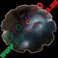 Диск ромашка Ø=770 мм, h=8 мм, d=52 Wishek (Bellota), 105470 (8-1948-30MR52)