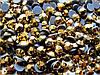 Стразы DMC ss16 Gold Hematite (3,8-4мм)горячей фиксации. 1000шт.