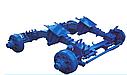 Ассенизационная машина Meprozet PN-90/4  (9700 л, оцинкованная), фото 6