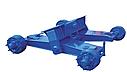 Ассенизационная машина Meprozet PN-1/12 (12300 л, оцинкованная), фото 5