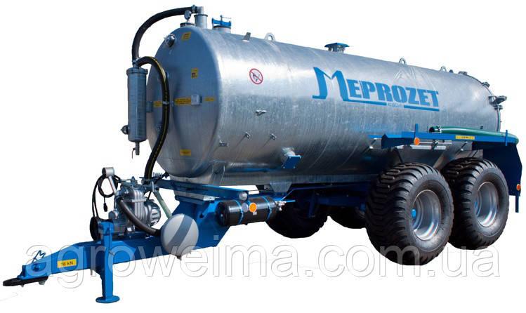 Ассенизационная машина Meprozet  PN-100 /1  (10705 л, оцинкованная)