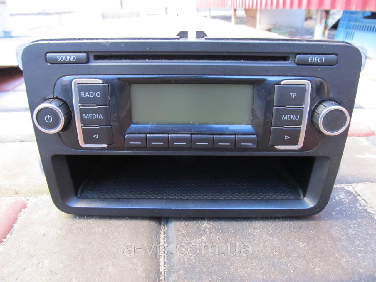 Магнитола для Volkswagen Polo 4, 5M0035156B