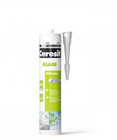 Герметик силиконовый Ceresit CSGTR Glas (CS 23 TR), 280 мл., прозр.